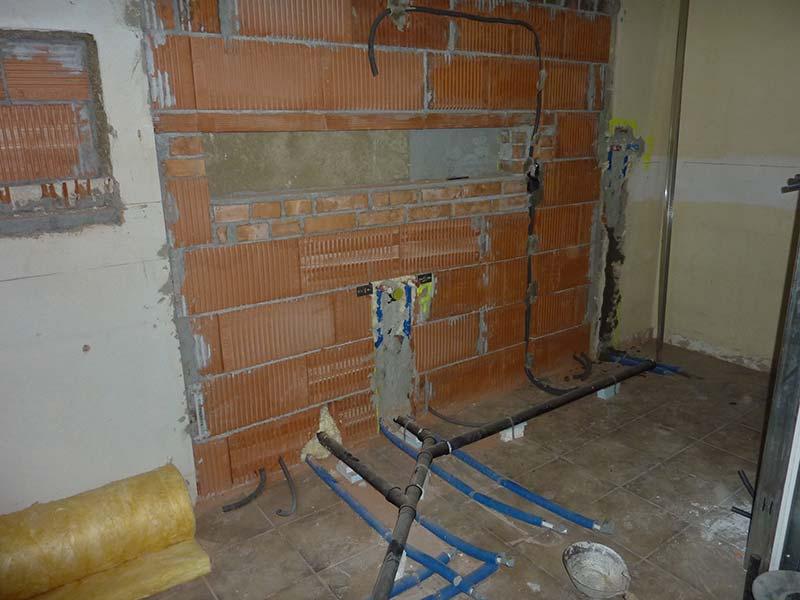 Neuinstallation Badezimmer | Fam. Schaffler, Weiz