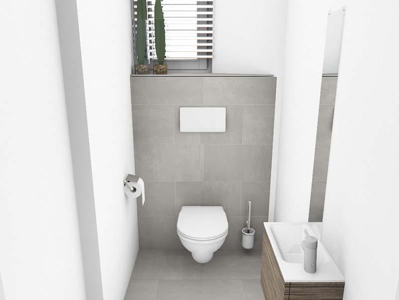 Umbau WC | Fam. Steinkellner, Weiz