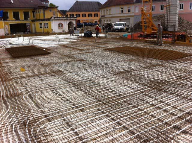 Industrieflächenheizung  |  Locker & Legere, St. Ruprecht/Raab